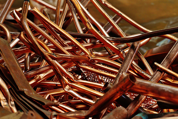 How a Recycled Metal Product is Made: From Recycling Bin to Scrap Metal Collection and The End Product